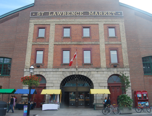St. Lawrence Market and Environs
