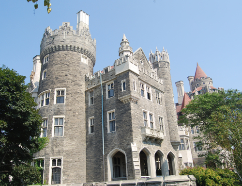 Casa Loma in Context